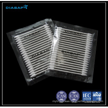 Clean Room Cotton Swabs for Cleaning Fiber Optic Components (HUBY340 CA-003)