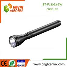 Fábrica de Alumínio Material de Alumínio 3SC bateria Ni-cd Usado Super Bright High Lumen 3watt levou luz recarregável