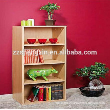 Home Panel Commodity Display Shelf Wooden Storage Cabinets