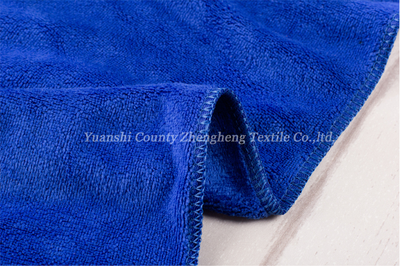 Weft Knitting Microfiber Towel-019