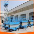 elektrische Mini-Scherenhebebühne mit Max Plattformhöhe 4-18m