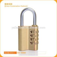 TOP SECURITY !!!! New Style Kombination Vorhängeschloss Passwort Messing Vorhängeschloss Günstige Preis Sicherheit Türschloss