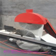 Scie à table coulissante en bois à haut taux de piqûre