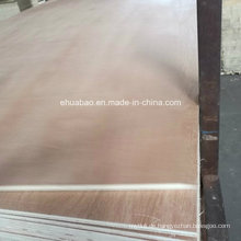 18mm Okume Sperrholz Pappel Kern E1 Kleber BB / CC Grade