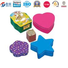 Hello Kitty Flower Tin Box Series Promotion Tin