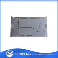 Pièce en aluminium de usinage en aluminium de fraisage de précision de haute qualité de gros prix de précision d'OEM pour l'outil