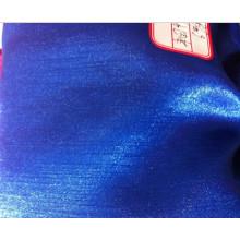 100% Polyester Slub Satin Fabric for Lady Dress