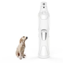 Электрический триммер для лап машинка для стрижки домашних животных, USB