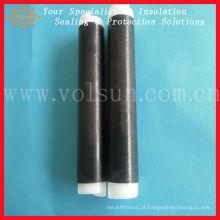 Excelentes propriedades elétricas molhadas tubo de borracha de silicone