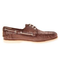 Hot Selling Newest Style Leather Boat Shoes