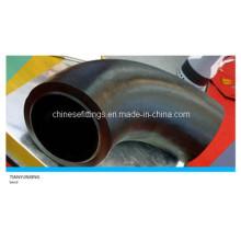 Tubo de soldadura a tope 3D 5D Seamless Steel Elbow Bend