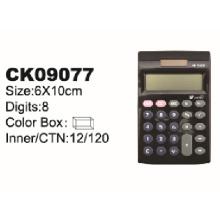Calculatrice 8 canaux numériques