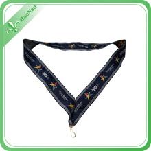 Bestes verkaufendes kundenspezifisches buntes gedrucktes Polyester-Medaillen-Band