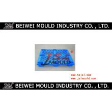 Moule de palette en plastique fait sur commande d'injection de haute qualité