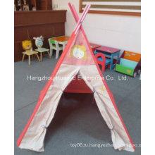 Поставка завода Холст Дети Принцесса палатки