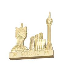 Custom Building Lapel Pin (xd-09013)