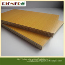 Hot Sale High Grade Melamine Faced Plywood for Furniture