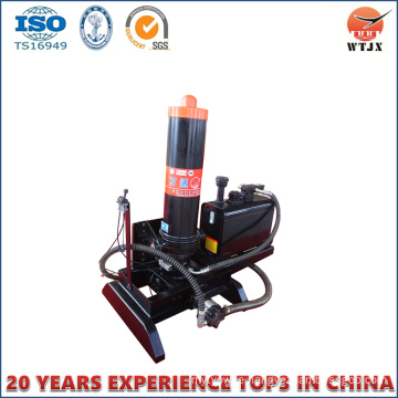 Manufacture of Hydraulic Hoist, Tipping System