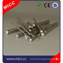 elektrisches Micc-Duplex mi Thermoelementkabel