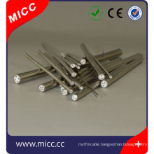 electric micc duplex mi thermocouple cable