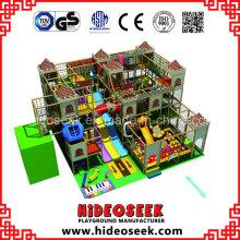 Jogando Túneis Tipo Indoor Playground com Certificação Ce