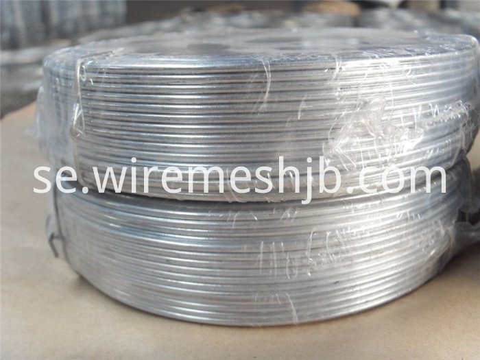 Galvanized Soft Wire