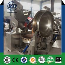 Máquina de pipoca automática industrial / máquina de fazer pipoca / fabricante de pipoca