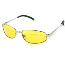 Seckill Metall Sonnenbrillen mit den Nachtlinsen aus China (sz1451)
