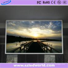 P10 hohe Helligkeit im Freien behoben LED Wand Video