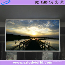 P10 High Brightness Outdoor Fixed LED Wall Video