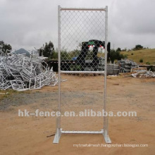 Temporary Chainwire Fencing