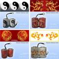 Série classique chinois gros Tattoo Machine bobine