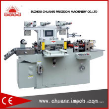 Reel Adhesive Tape Automaic Die Cutting Machine