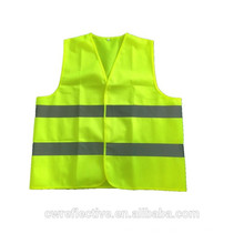 alibaba China glow in the dark safety vest, reflective safety vest for alarm