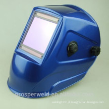2015 Novo design quente Auto escurecimento de soldagem capacete En379 fabricação de alta qualidade na China