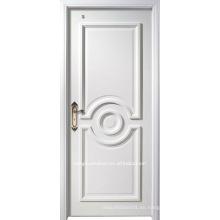 Puerta del dormitorio