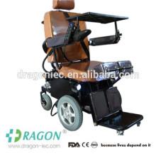 CE-geprüfter, leichter motorisierter Stehrollstuhl