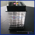 China Supplier New Featured Products Acrylic Spinning Lipstick Holder