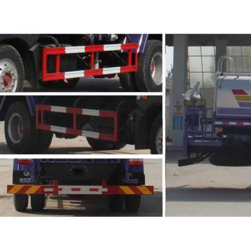 Dongfeng D9 10000-12000Litres Street Water Spray Truck