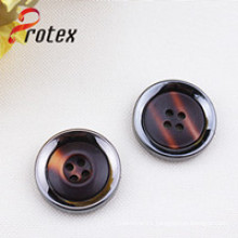 30L-50L 4 Holes Fancy Plastic Button