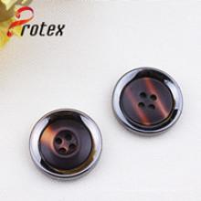 30L-50L 4 furos botão plástico extravagante