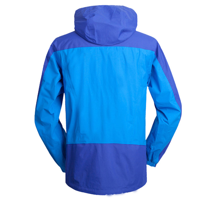 Blue Snowboarding Jacket 2