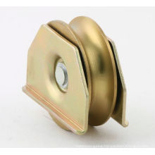 SGS Factory Wholesale Double Pulley Sliding Gate Wheel
