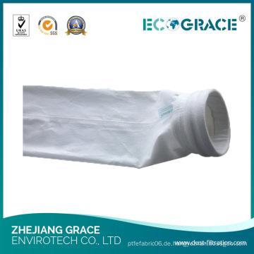 Gute elektrische Isolierung PE Stoff Staubfilterbeutel