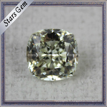 Cushion Cut Loid Zirconia Stone