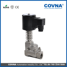 COVNA high temperature pressure relief valve natural gas solenoid valve