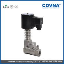 Válvula solenóide de gás natural COVNA de alta temperatura