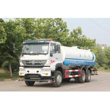 HOWO 20 M3 Watering Tank Truck