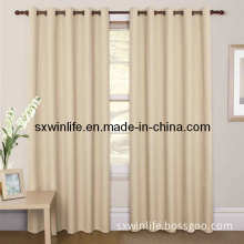 85%Blackout Window Curtain Two Surface Dull (WLC003)