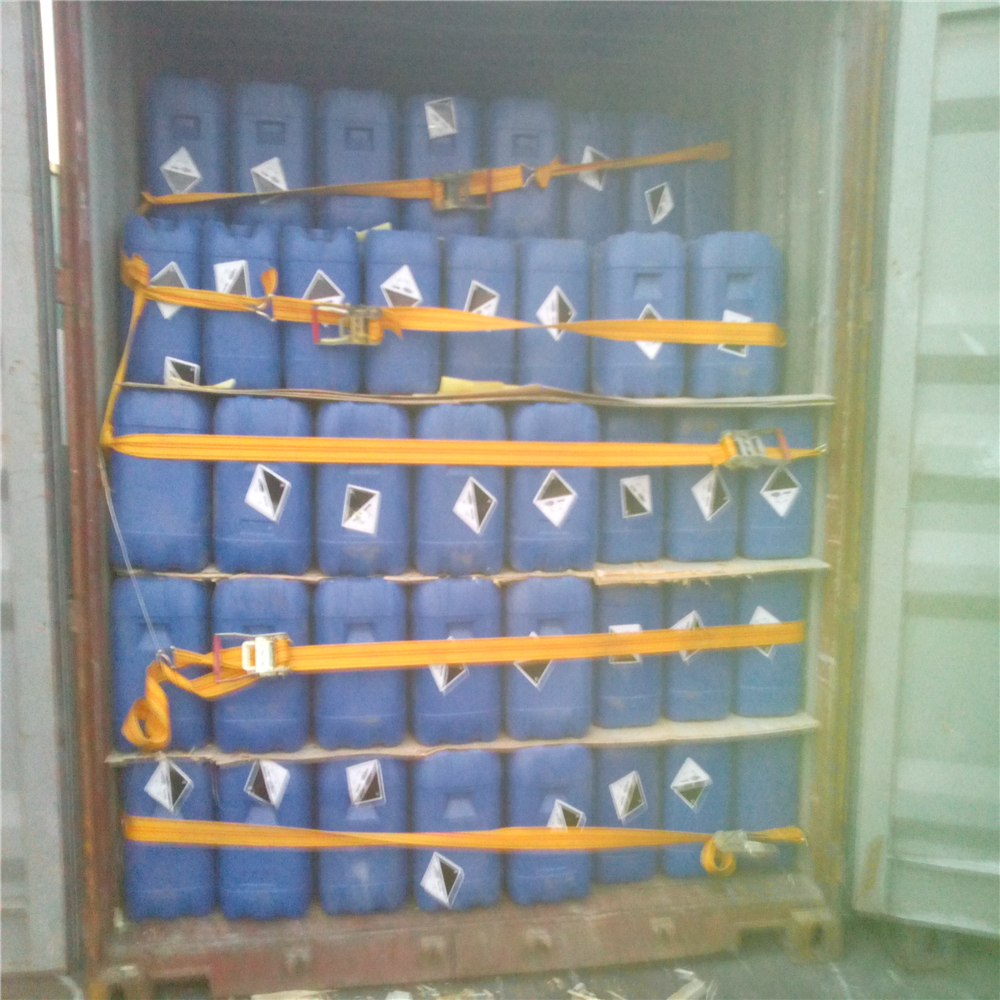 Sulfuric Acid in 1000L IBC Drum